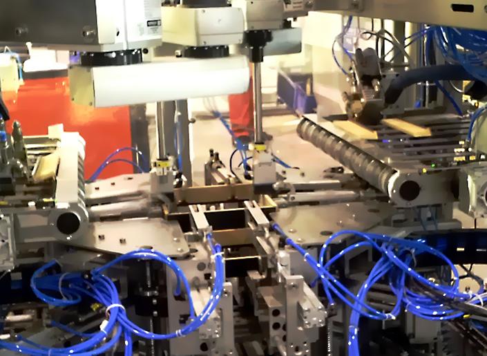 automatyzacja linii produkcyjnych