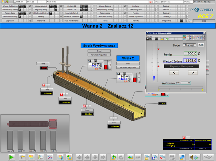 automatyka procesowa